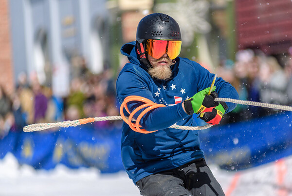 2020 Leadville Ski Joring