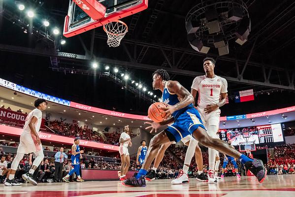 NCAA MBB | Houston Cougars v Tulsa Golden Hurricanes
