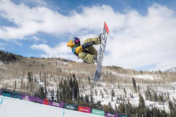 Burton US·Open Snowboarding Championships | Halfpipe Semi-Finals