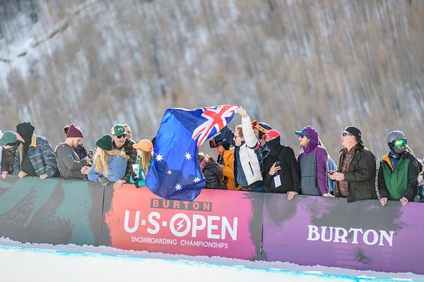 Burton US·Open Snowboarding Championships | Halfpipe Finals