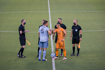 MLS - SPORTING KANSAS CITY at HOUSTON DYNAMO