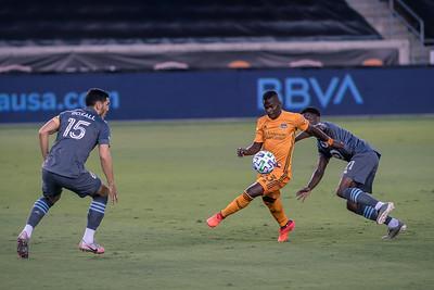 MLS - MINNESOTA UNITED FC @ HOUSTON DYNAMO