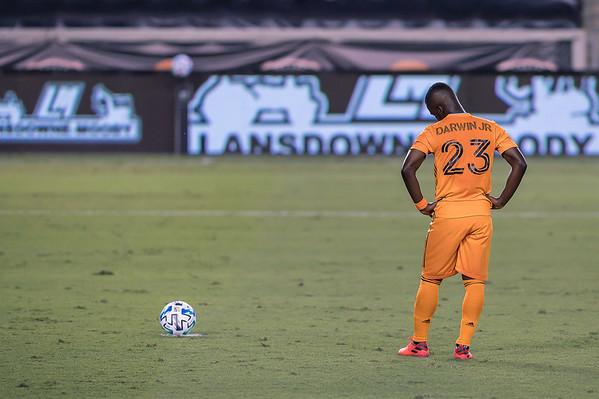 MINNESOTA UNITED FC @ HOUSTON DYNAMO