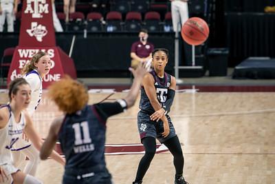NCAA Women's Basketball   Texas A&M v Abilene Christian Wildcats
