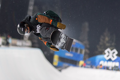 X Games - Aspen, Colorado