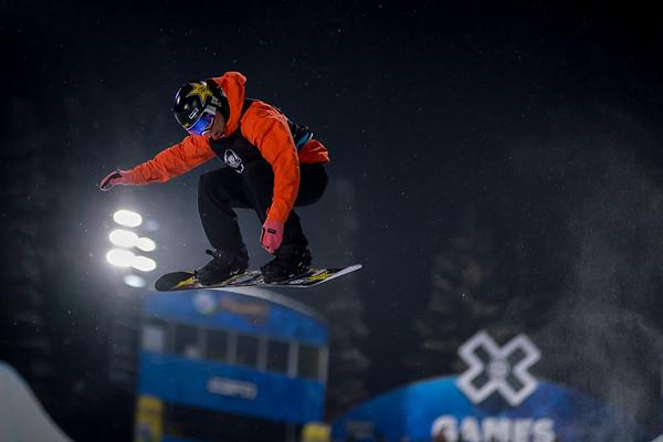 X Games - Aspen, Colorado