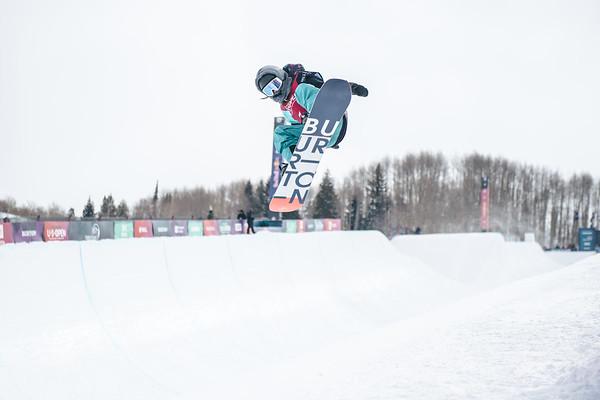 Burton US·Open Snowboarding Championships   Junior Jam