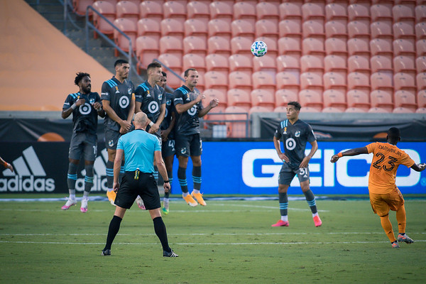 MINNESOTA UNITED FC @ HOUSTON DYNAMO