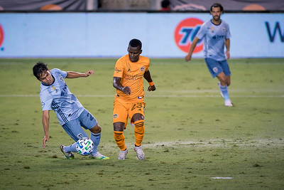 MLS - SPORTING KANSAS CITY at HOUSTON DYNAMO