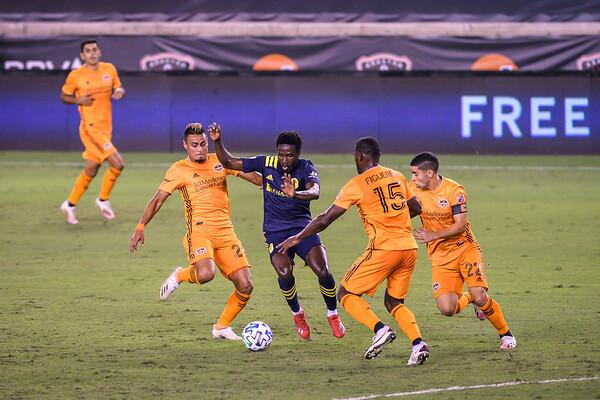 MLS   Houston Dynamo v Nashville SC