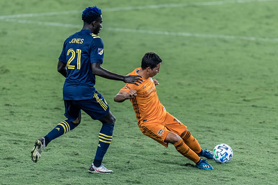MLS | Houston Dynamo v Nashville SC