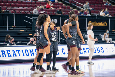 NCAA Women's Basketball | Texas A&M v Abilene Christian Wildcats