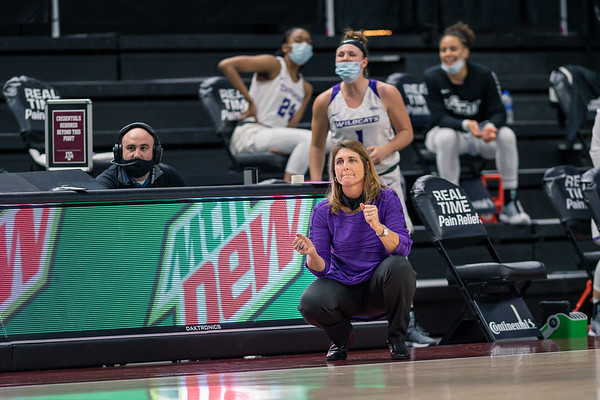 NCAA Women's Basketball | Texas A&M v Abilene Christian Wildcats
