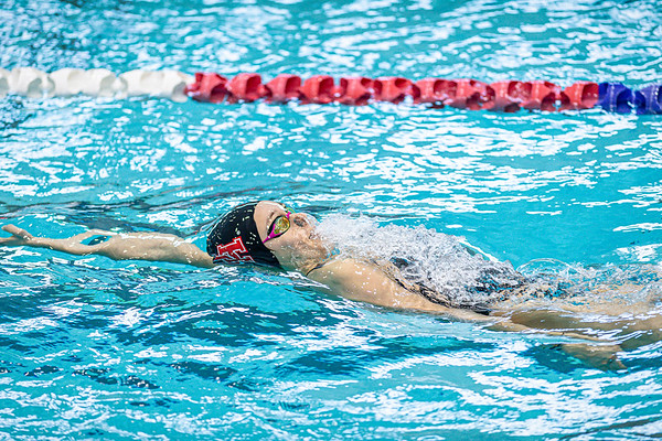NCAA Women's Swimming | Houston Cougars v Tulane Green Wave