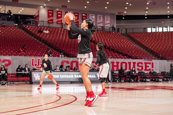 NCAA Women's Basketball | Houston Cougars v Temple Owls