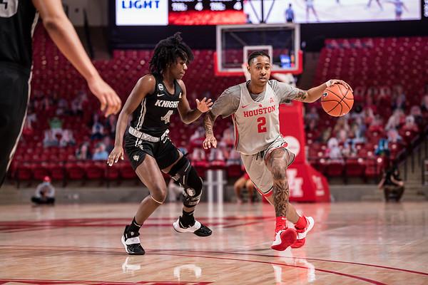 NCAA Women's Basketball | Houston Cougarts v UCF Knights