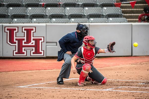 2021-Mar-21 NCAA Softball | Houston Cougars v Oklahoma Sooners