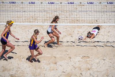 NCAA Beach Volleyball   Tiger Beach Challenge