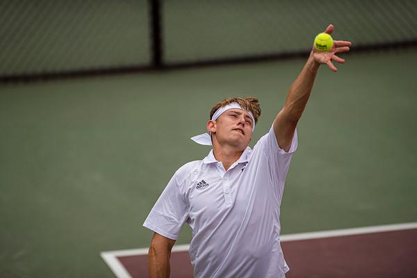 NCAA Men's Tennis | Texas A&M Aggies vs Baylor Bears