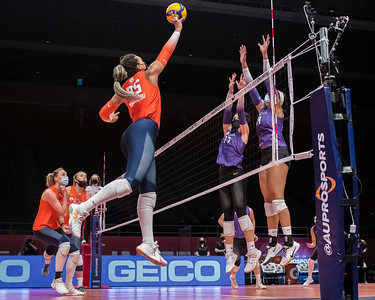 Athletes Unlimited   Volleyball Week 4