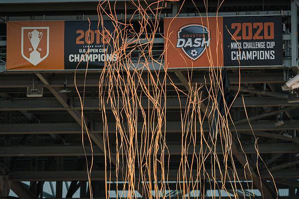 NWSL 2021: Houston Dash vs Chicago Red Stars