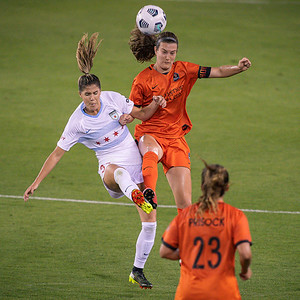 NWSL 2021: Houston Dash vs Chicago Red Stars