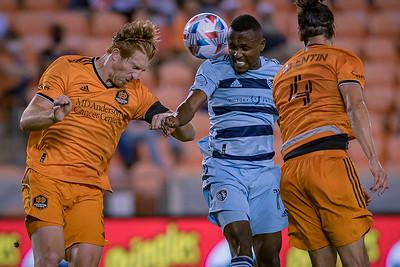 2021-May-12 MLS | Houston Dynamo FC v Sporting Kansas City