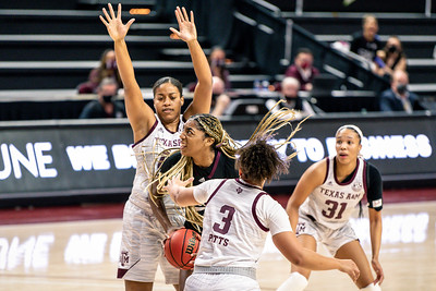 NCAA Women's Basketball | Texas A&M v Mississippi State