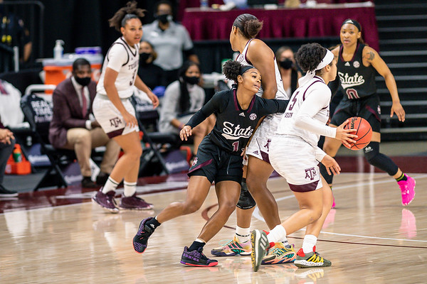 NCAA Women's Basketball   Texas A&M v Mississippi State