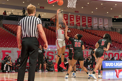 NCAA Women's Basketball | Houston Cougars v Temple Owls