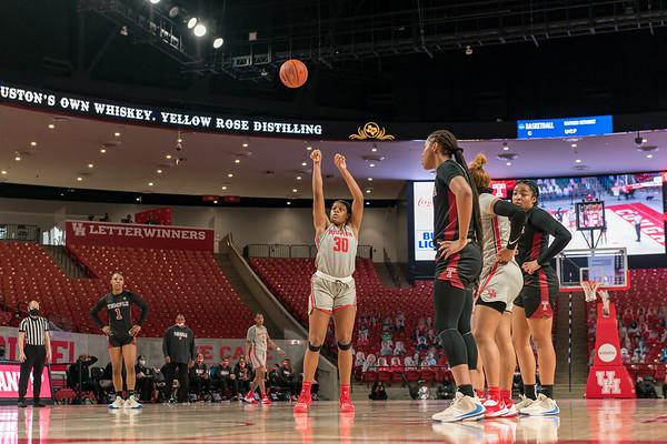NCAA Women's Basketball   Houston Cougars v Temple Owls