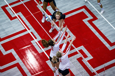 NCAA Volleyball | Houston Cougars v Texas Tech Red Raiders
