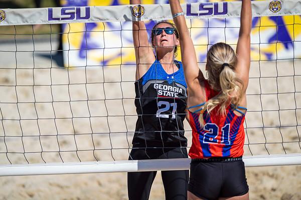 NCAA Beach Volleyball | Tiger Beach Challenge