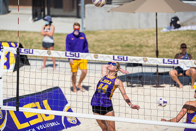 NCAA Beach Volleyball | Tiger Beach Challenge
