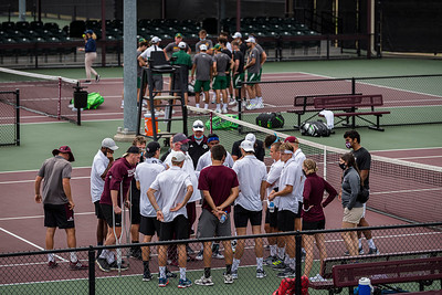 NCAA Men's Tennis | Texas A&M Aggies vs Baylor Bears