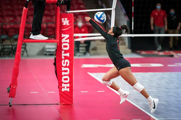 NCAA Volleyball | Houston Cougars v Baylor Bears