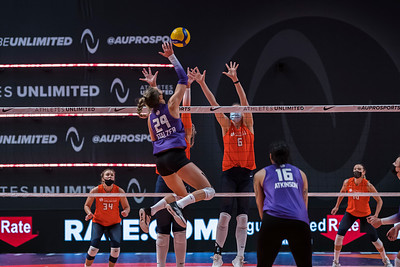 Athletes Unlimited | Volleyball Week 4
