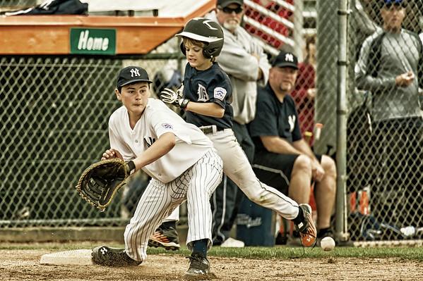 Hayden Mitchell 2014 Yankees