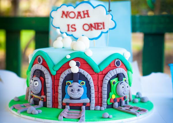 Noah Turns 1