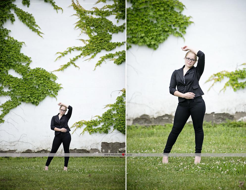 Rachel Ivy Collage