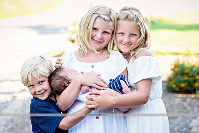8/9/20 Justin Amber Layla Lola Leo and Introducing Louie