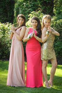 Lucy, Sarah and Hannah