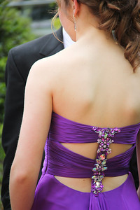 the back of Marisa's dress is the bombb