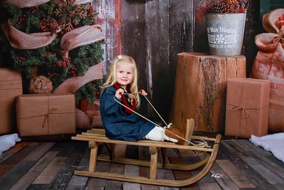Alishia Cole Christmas 2015-19