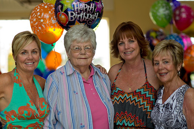 Darlene's Mom's 90th Birthday