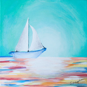 Ashley Sailboat