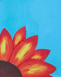 Kaleigh - Acrylic Flower