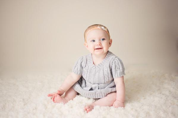 Khloe 6 months