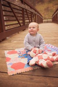 Khloe 9 months-9