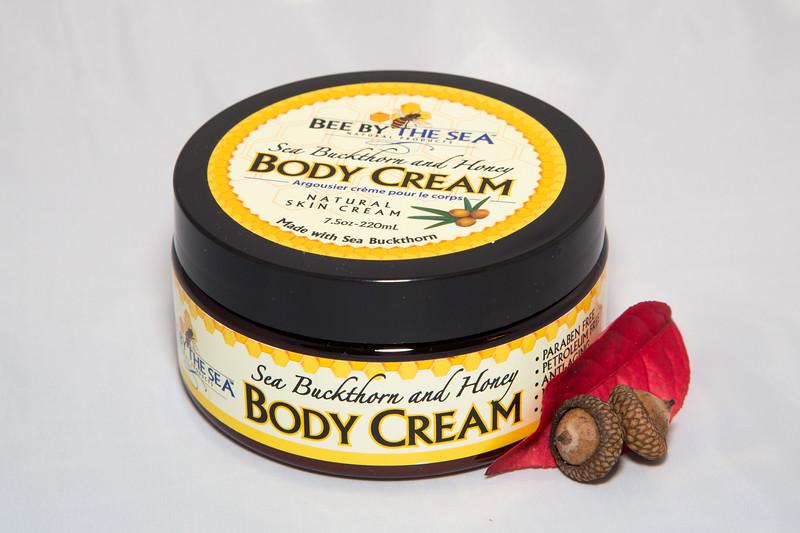 Bee By the Sea - Body Cream, 7.5 oz, $28.00